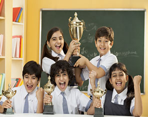 Awards & Recognitions | About Mount Litera Zee School